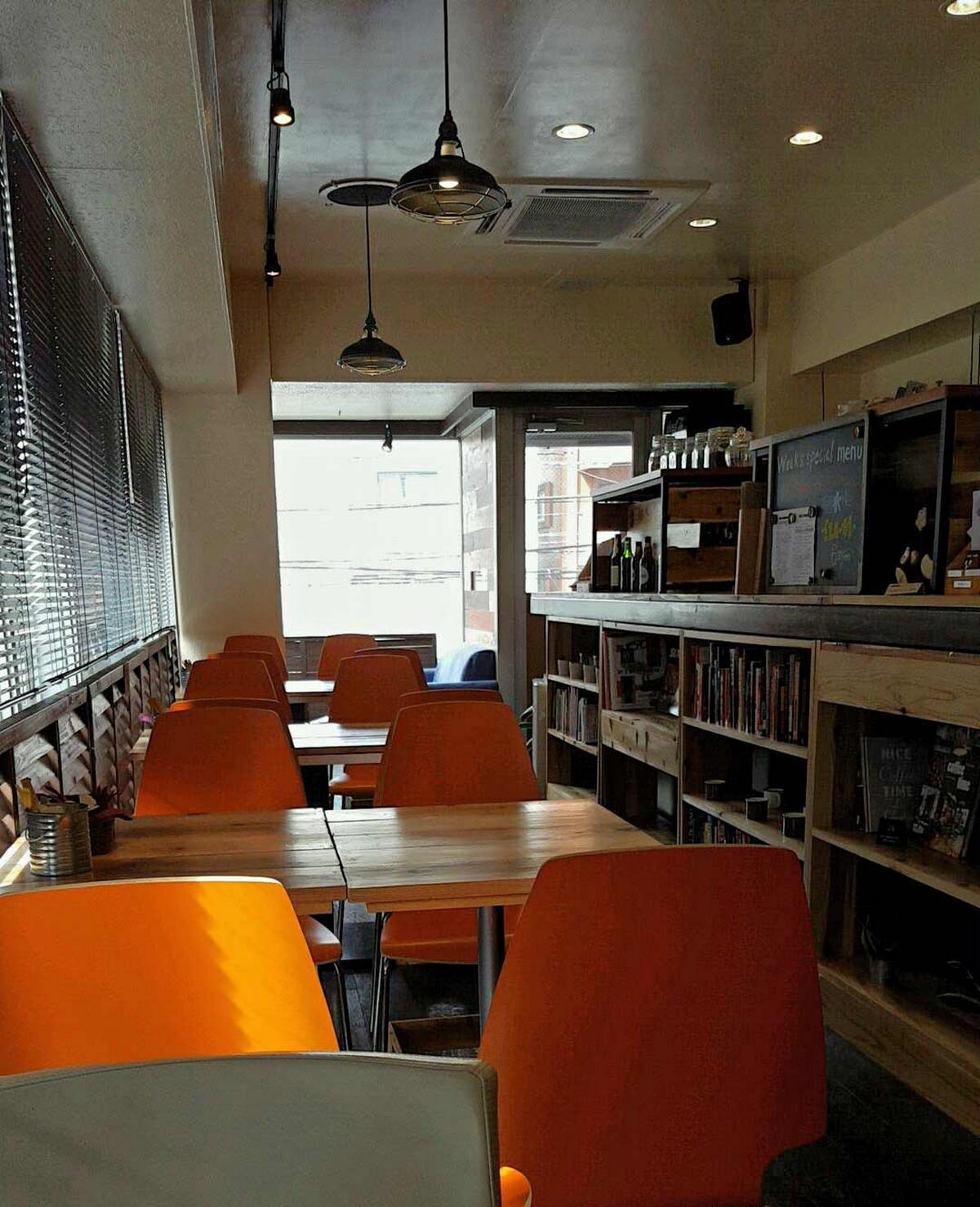 店舗写真【cafe brownstone/中目黒】