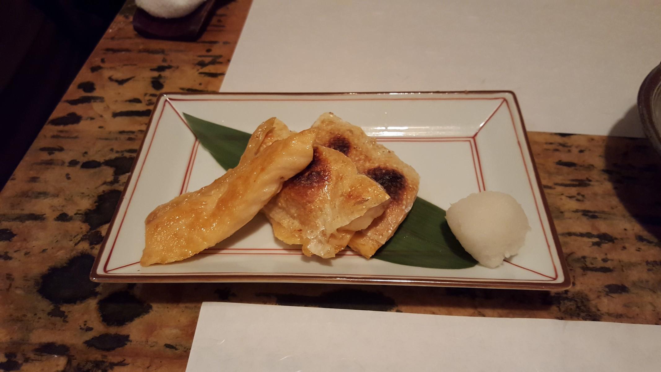 鮭ハラス【米福/恵比寿】