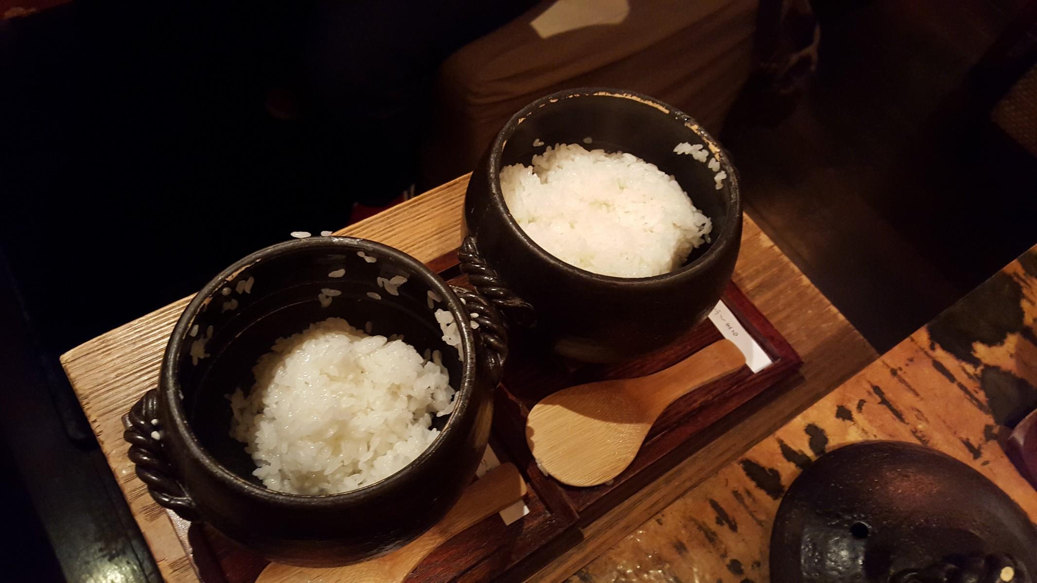 土鍋ごはん(ふくまる、逢地さがびより)【米福/恵比寿】