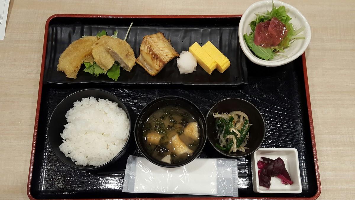 気まぐれ定食【炭火割烹 神田 木花/神田】