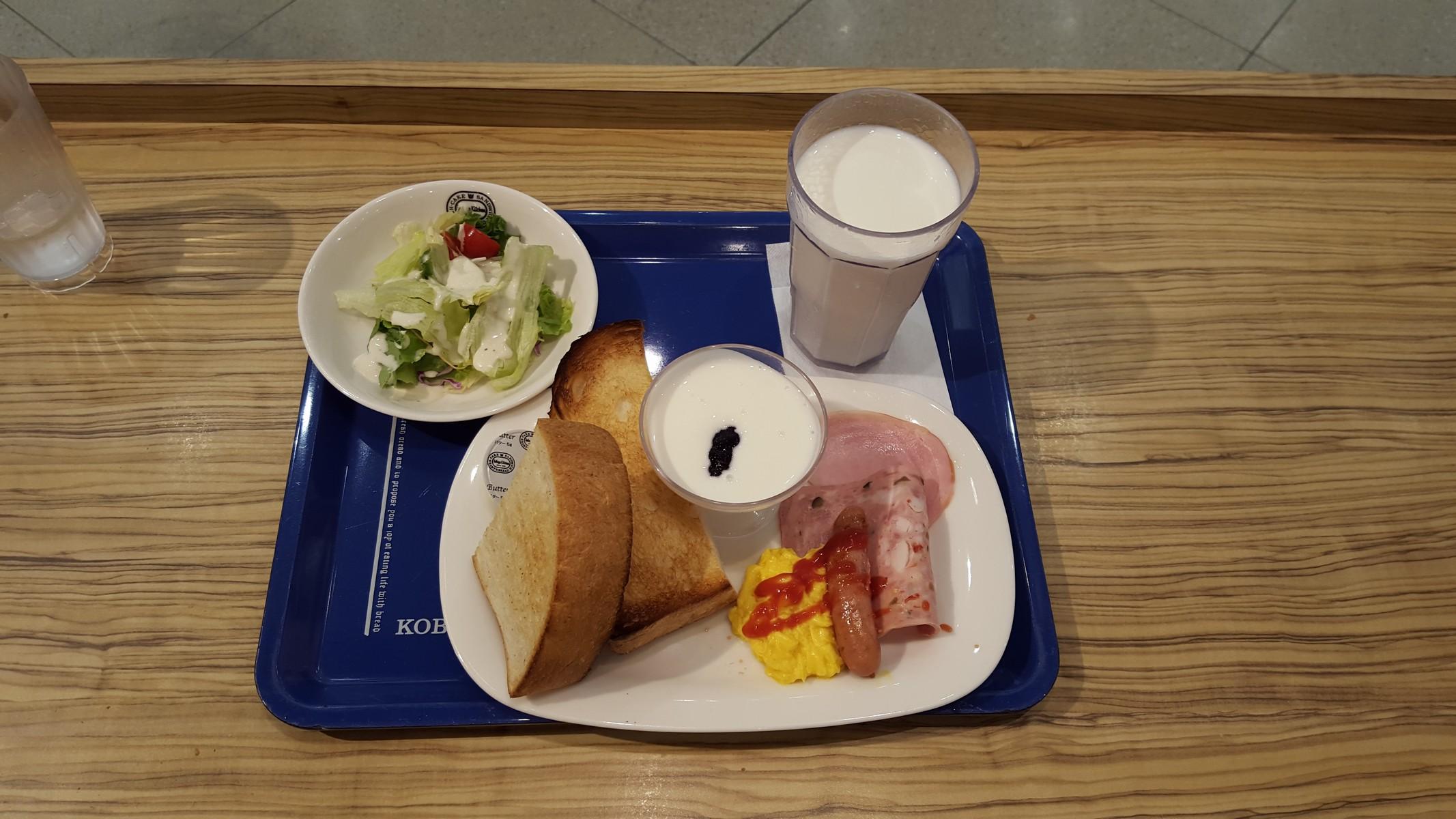 モーニングセット【神戸屋キッチン/恵比寿】
