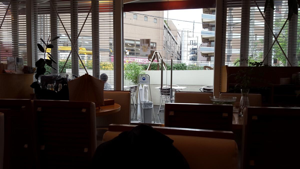 店内風景【Yocco's French Toast Cafe/自由が丘】