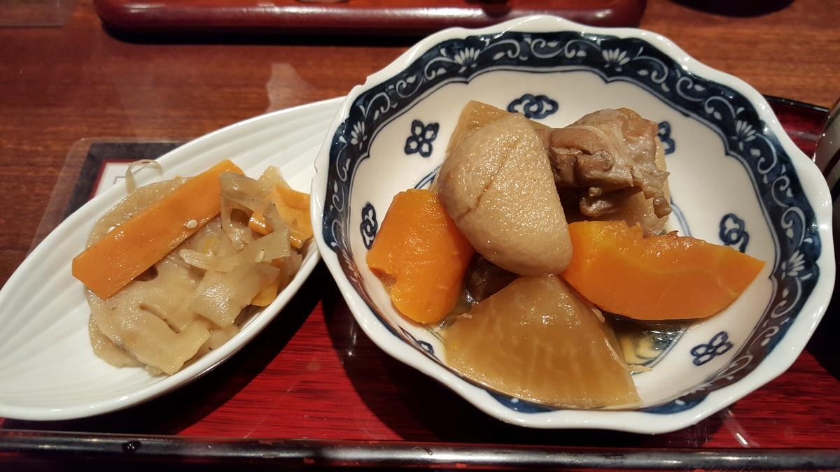 煮物【塩梅/中目黒】