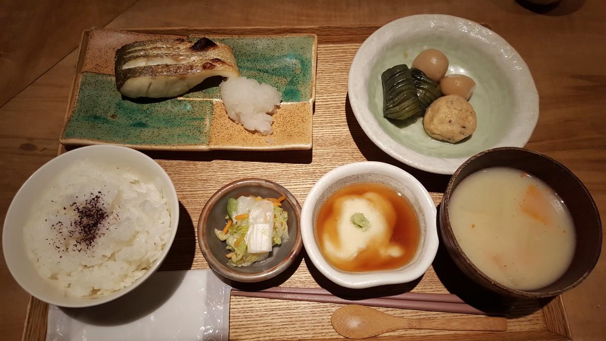 お魚御膳【小割烹おはし/恵比寿】