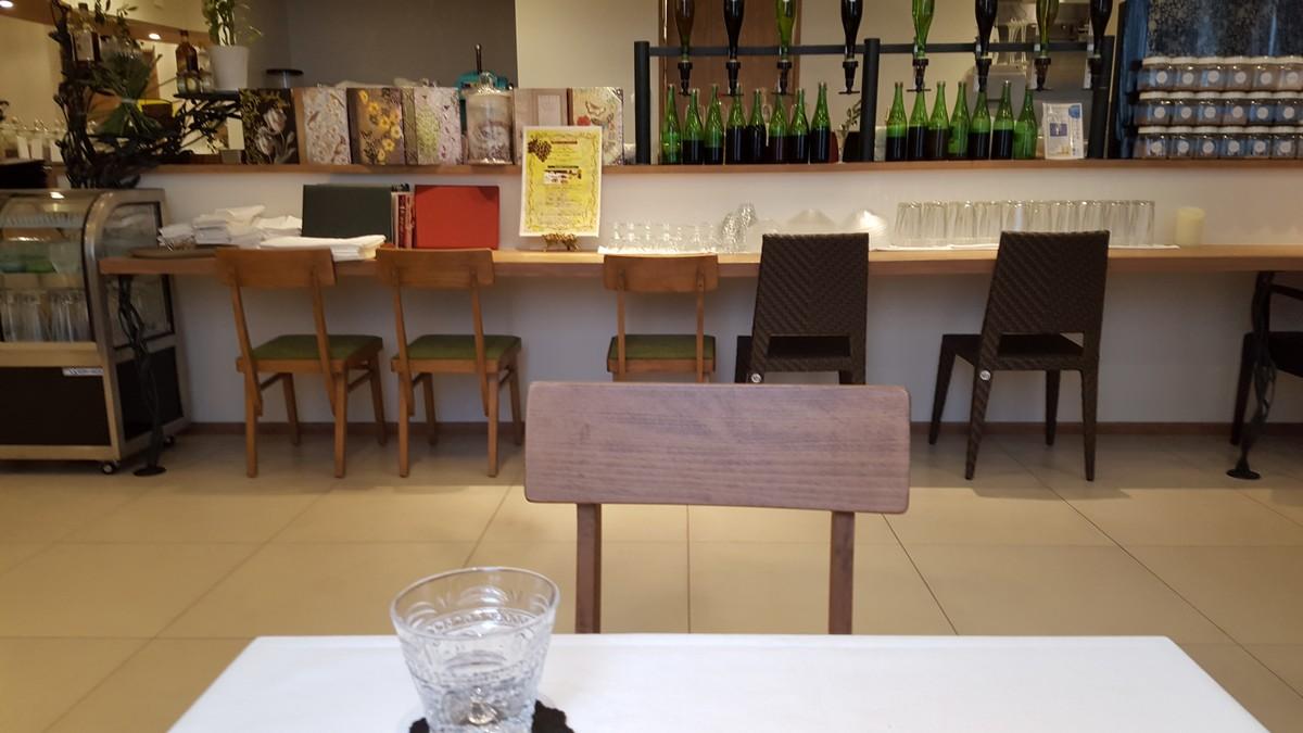 店内写真【銀座カフェビストロ 森のテーブル/銀座】